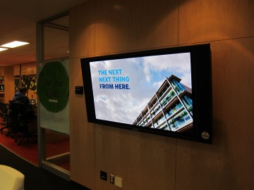 Signage Showcase: The Centre for Student Involvement